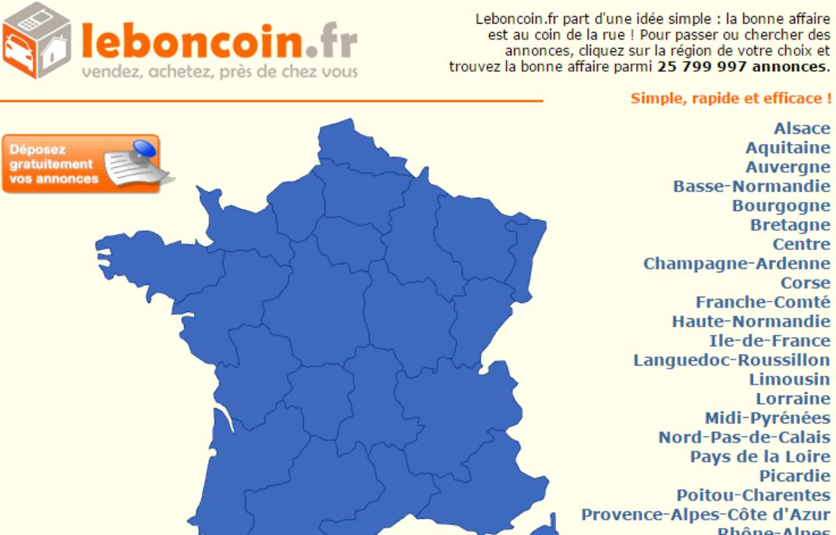 Leboncoin immobilier le site cible les professionnels - Le bon coin 44 bricolage jardinage ...